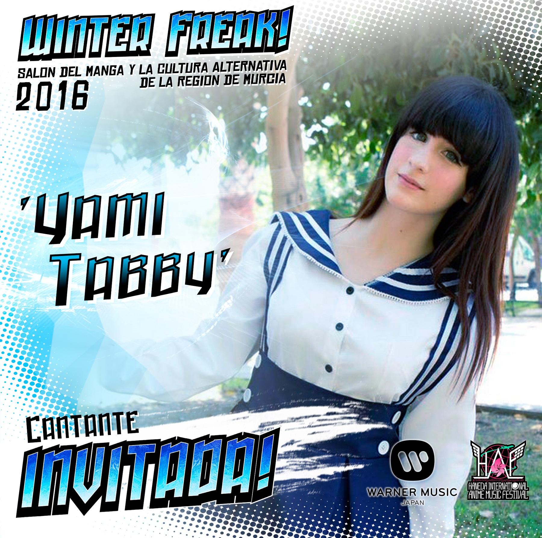 Yami Tabby