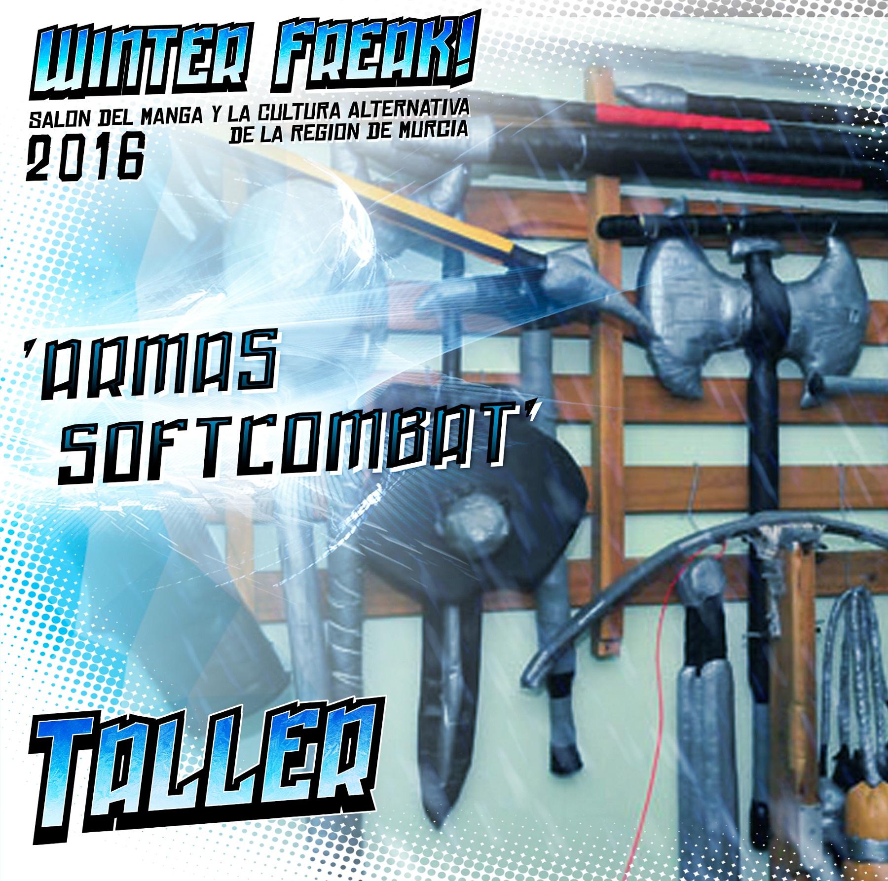 Taller de Armas Softcombat