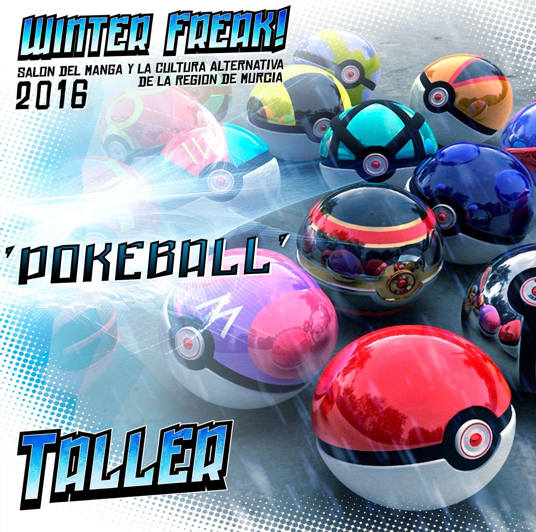 Taller Poké Ball