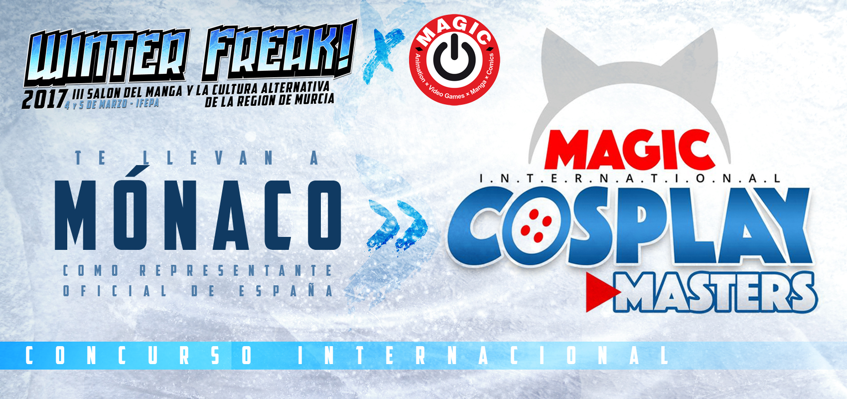 Magic International Cosplay Masters