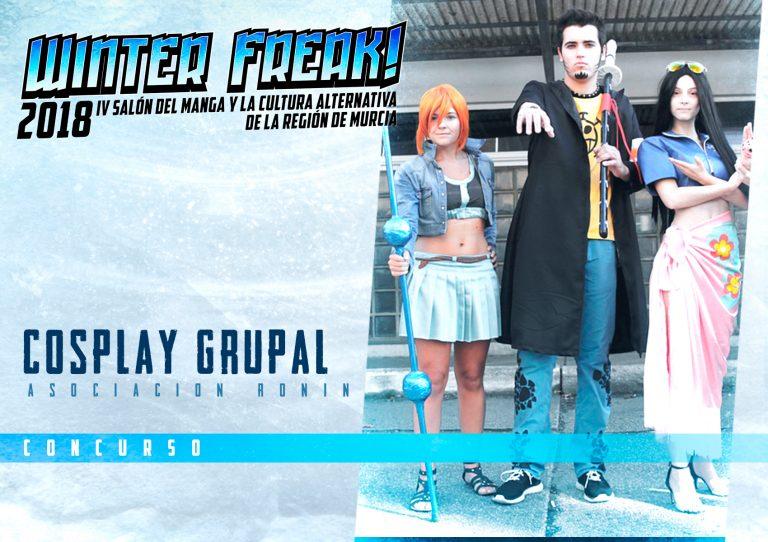 Cosplay Grupal