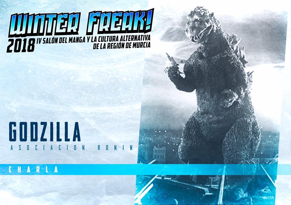 Charla Godzilla